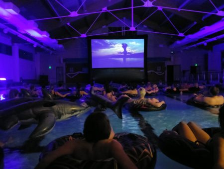 Swimming Pool Cinema